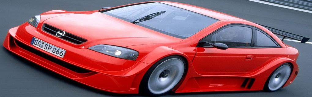 Astra Coupé (Astra G Bertone 2000-2004)